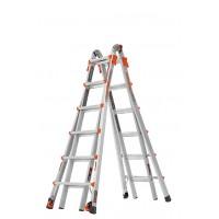LITTLE GIANT Velocity Model 26 Telescopic Ladder 1.85m - 7.0m