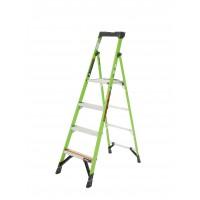 Lightweight Fibreglass Platform Ladders image