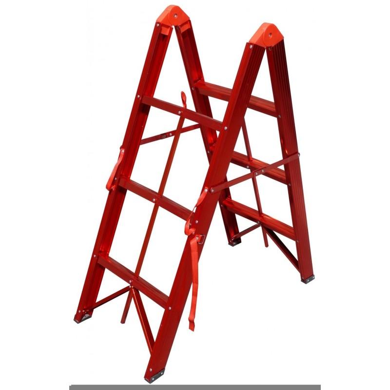 Aluminium Folding Ladder 3 Steps 0 85m Ladder Central