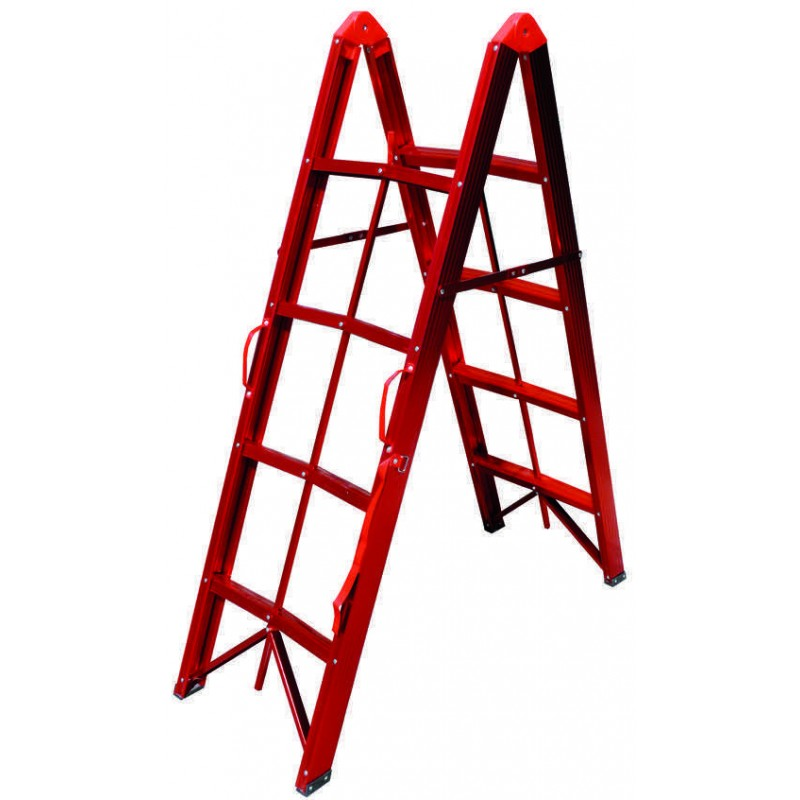 Aluminium Folding Ladder 3 Steps 0 85m Ladder Central
