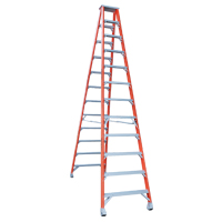 Fibreglass Double Sided Step Ladder