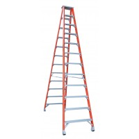 Fibreglass Double Sided Step Ladders