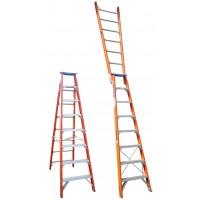Fibreglass Dual Purpose Ladders