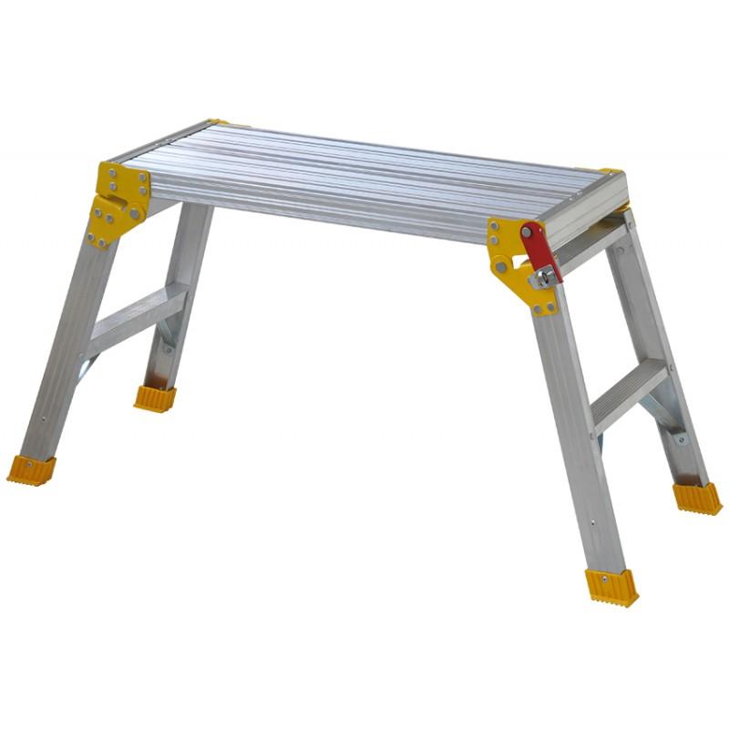 Aluminum Scaffold Work Platform : Indalex tradesman aluminium work platform mm