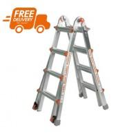 LITTLE GIANT Classic Model 17 Telescopic Ladder 1.32m - 4.57m