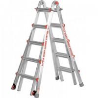 Aluminium Telescopic Ladders image