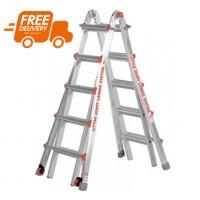 LITTLE GIANT Classic Model 22 Telescopic Ladder 1.63m - 5.79m