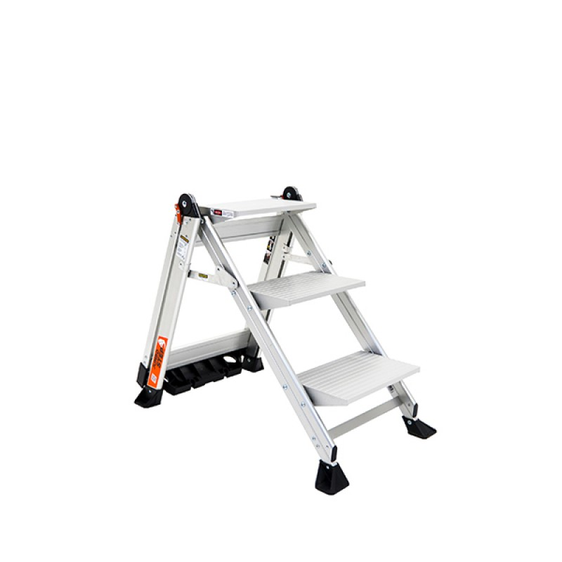 Little Giant Jumbo Step Ladder 3 Steps 0 66m Ladder