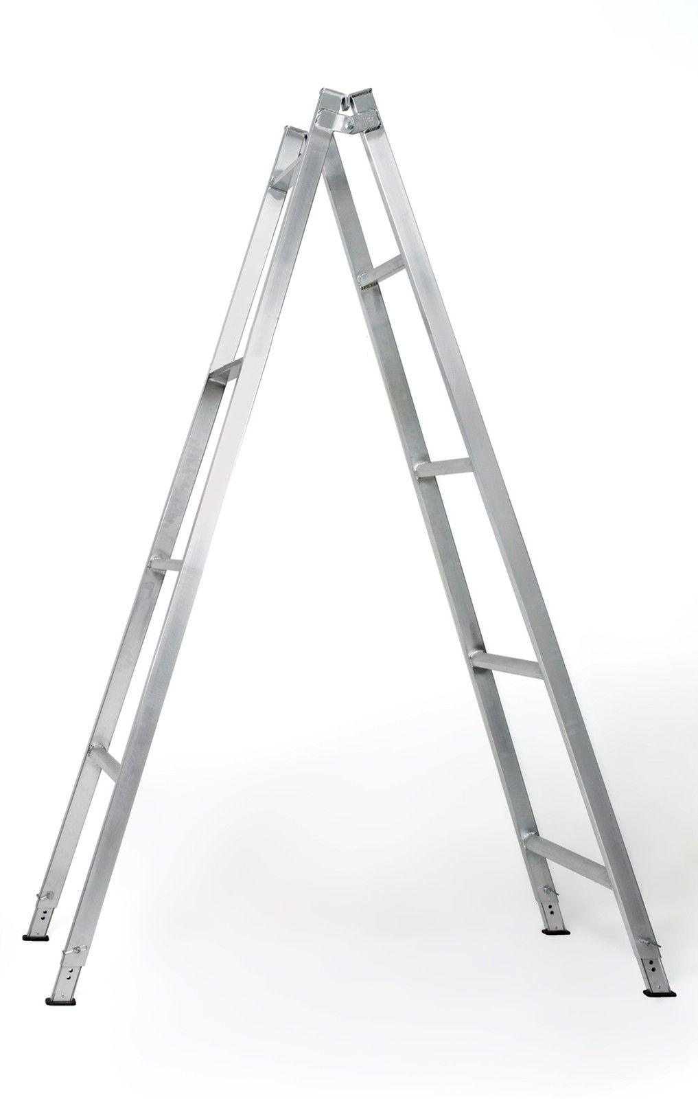 Adjustable Leg Trestles Ladder Central Australia
