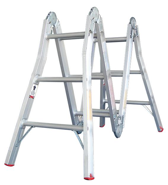Indalex Tradesman Aluminium Multipurpose Ladder 13ft 1m